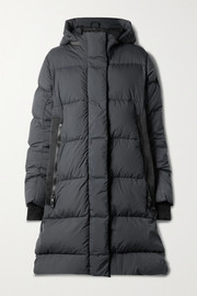 Canada Goose Byward hooded grosgrain-trimmed quilted shell down parka