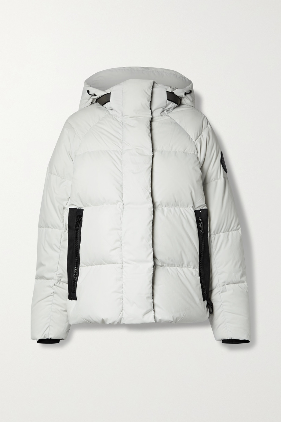 Canada Goose Junction hooded quilted shell down jacket