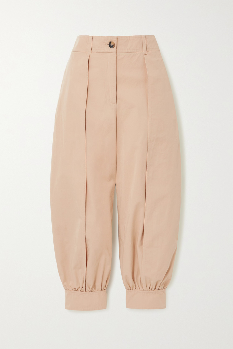 JW Anderson Cotton-twill tapered pants