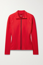 Ernest Leoty Roxane stretch-jersey jacket