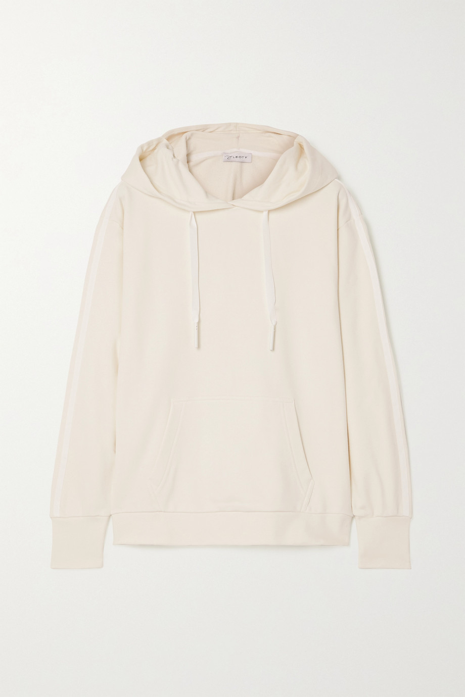 Ernest Leoty Noemie cotton-jersey hoodie