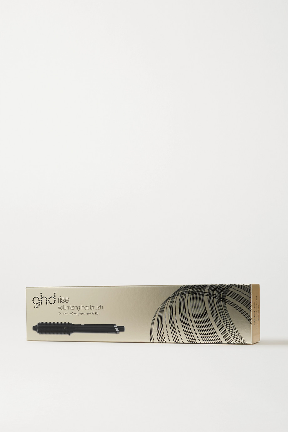 ghd Rise Professional Hot Brush - EU 2-pin plug