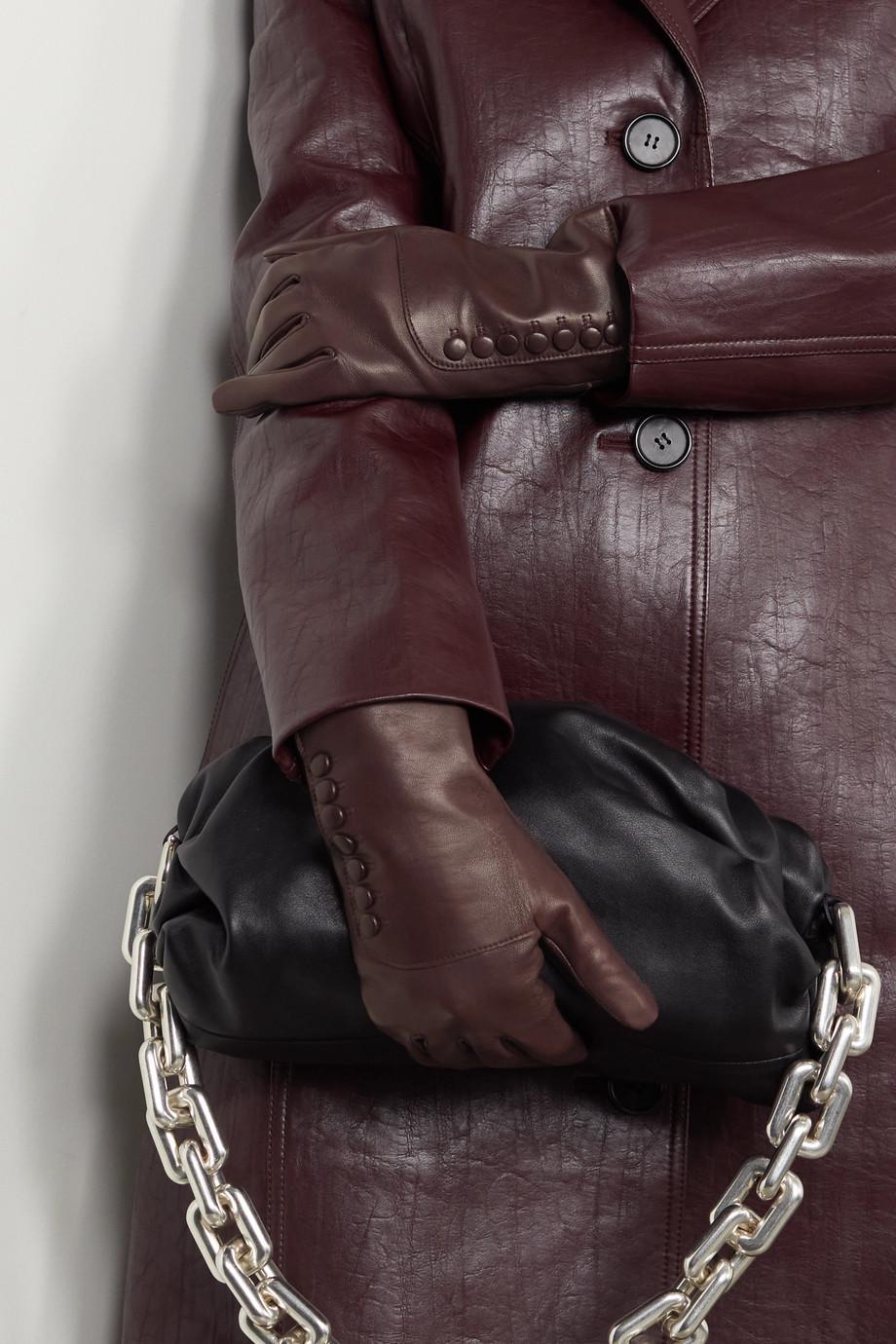 Agnelle Rachelle leather gloves