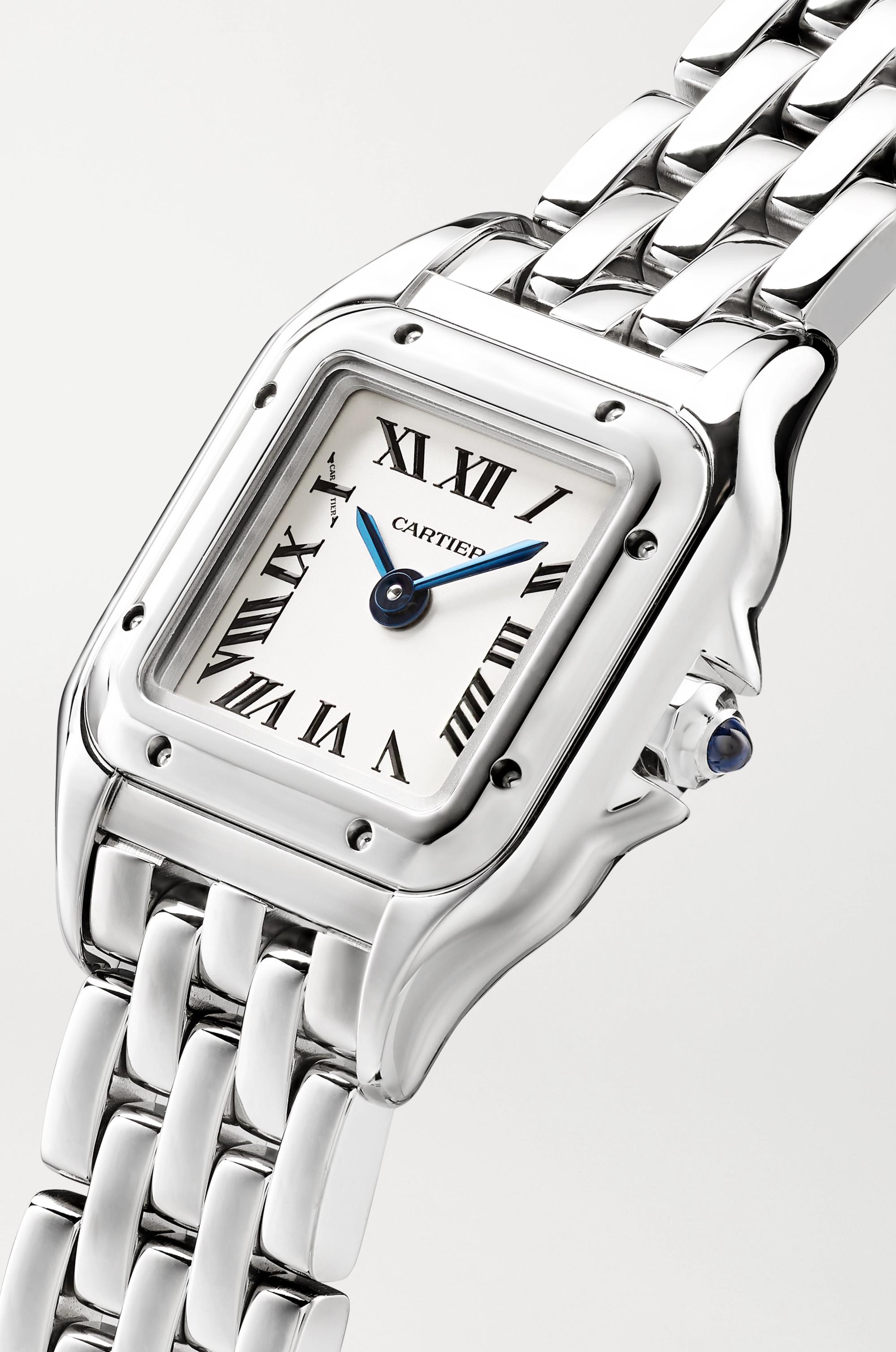 Cartier Panthère de Cartier 21mm small stainless steel watch