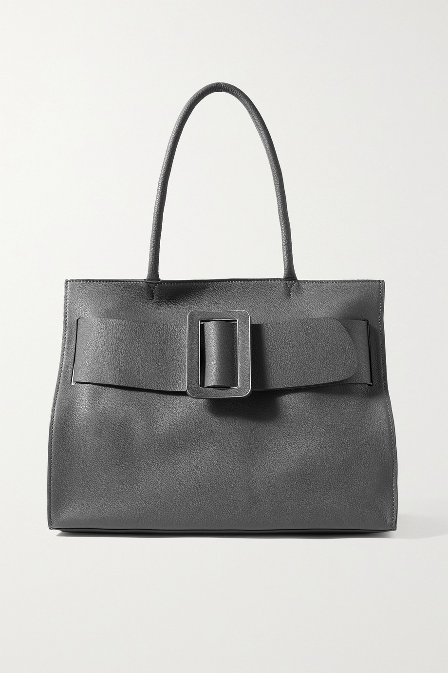 BOYY Bobby Soft buckled leather tote