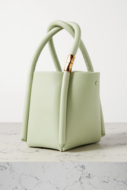 BOYY Lotus 12 leather tote