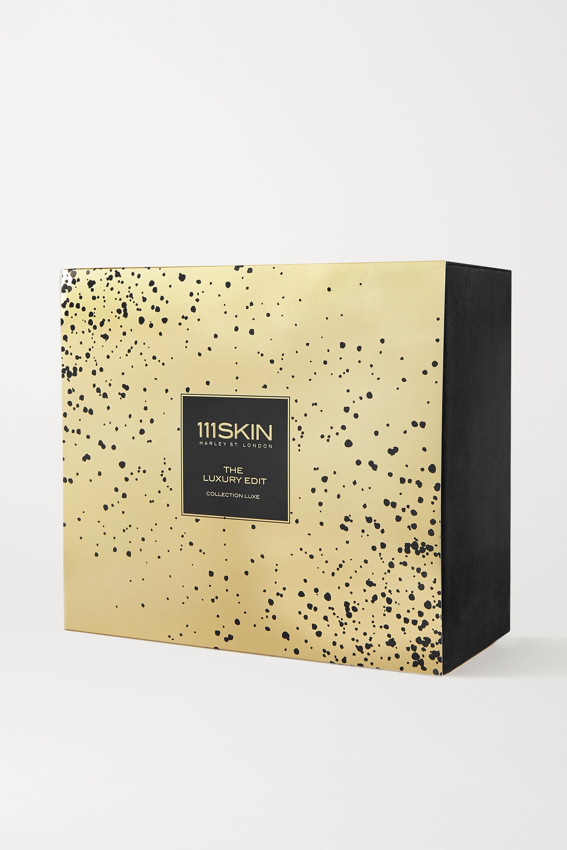 111SKIN The Luxury Edit – Pflegeset