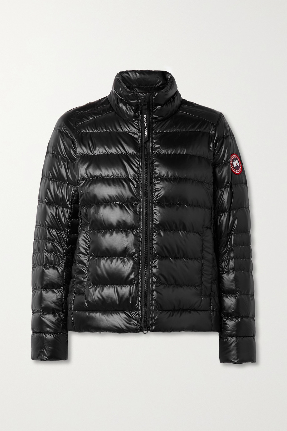 Canada Goose Cypress quilted recycled ripstop down jacket