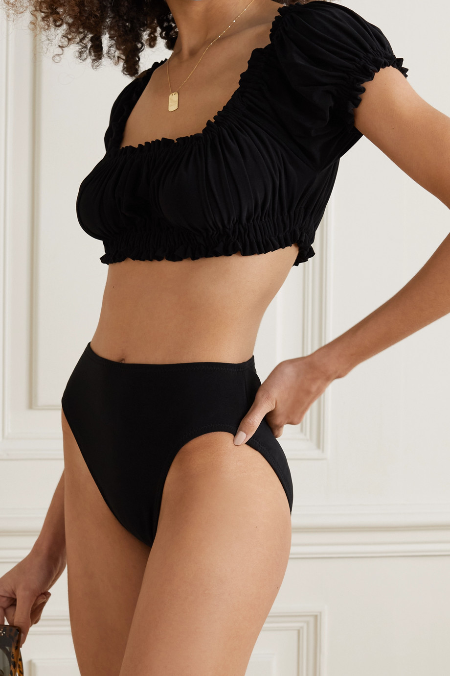 Norma Kamali Bikini briefs
