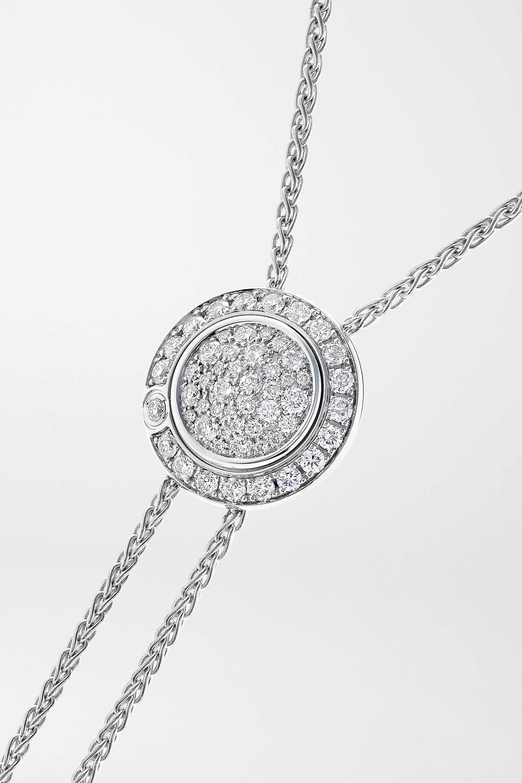Piaget Collier en or blanc 18 carats (750/1000) et diamants Possession