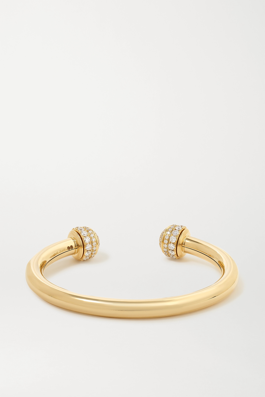 Piaget Possession Armspange aus 18 Karat Gold mit Diamanten