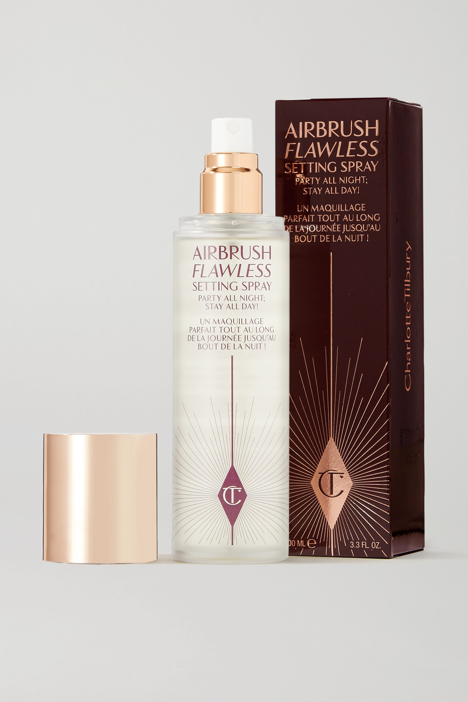 Charlotte Tilbury Airbrush Flawless Setting Spray, 100ml