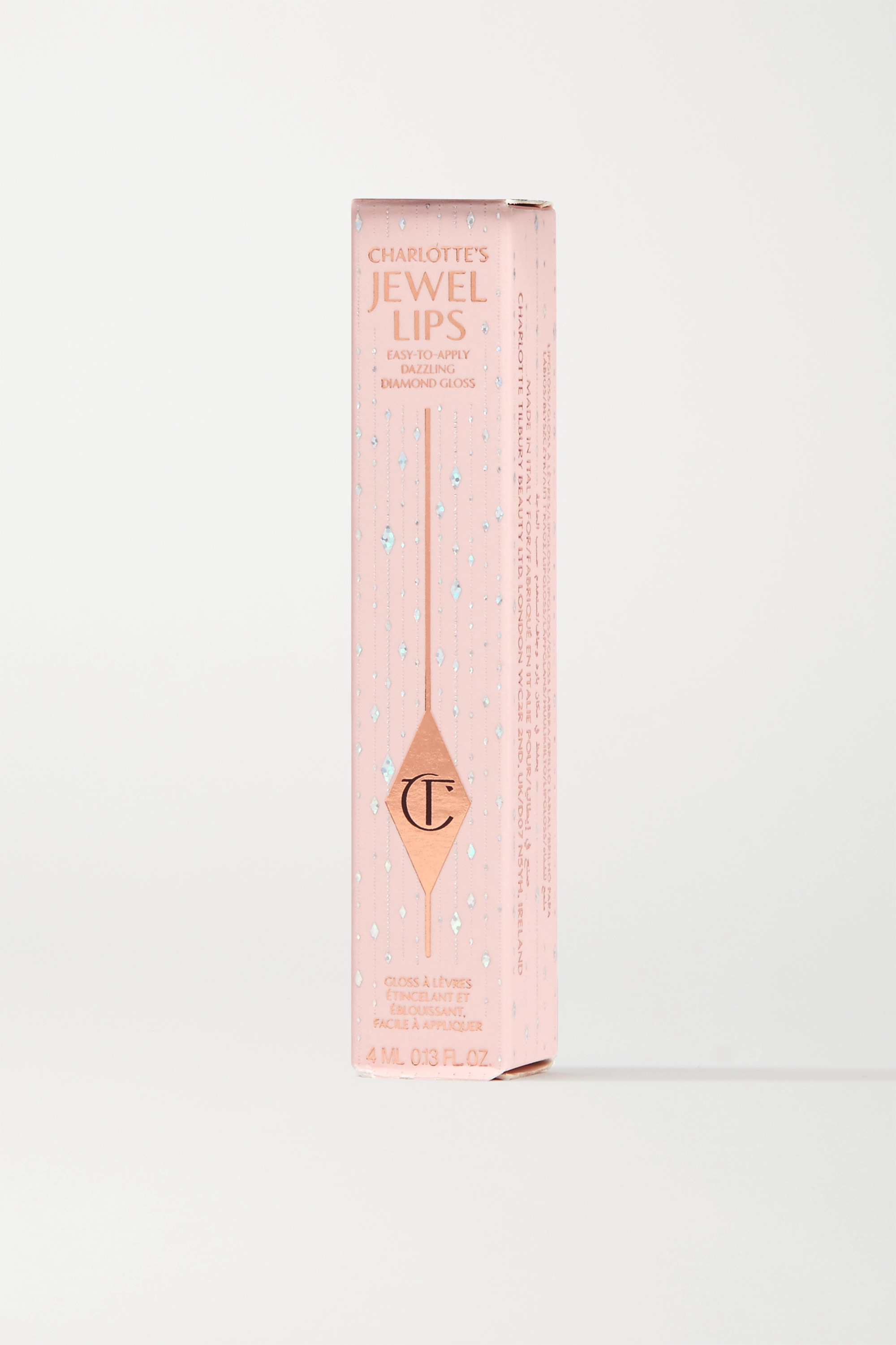 Charlotte Tilbury Charlotte's Jewel Lips Gloss - Pillow Talk