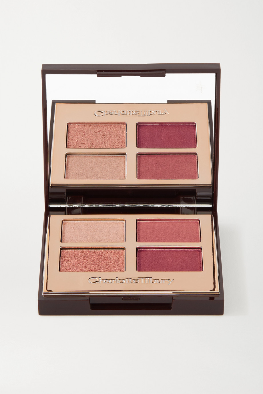 Charlotte Tilbury Luxury Palette Colour-Coded Eye Shadows - Walk Of No Shame