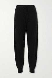 Madeleine Thompson Working Girl cashmere track pants