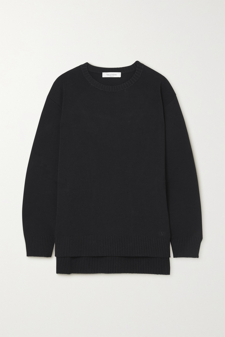 Valentino Oversized knitted sweater