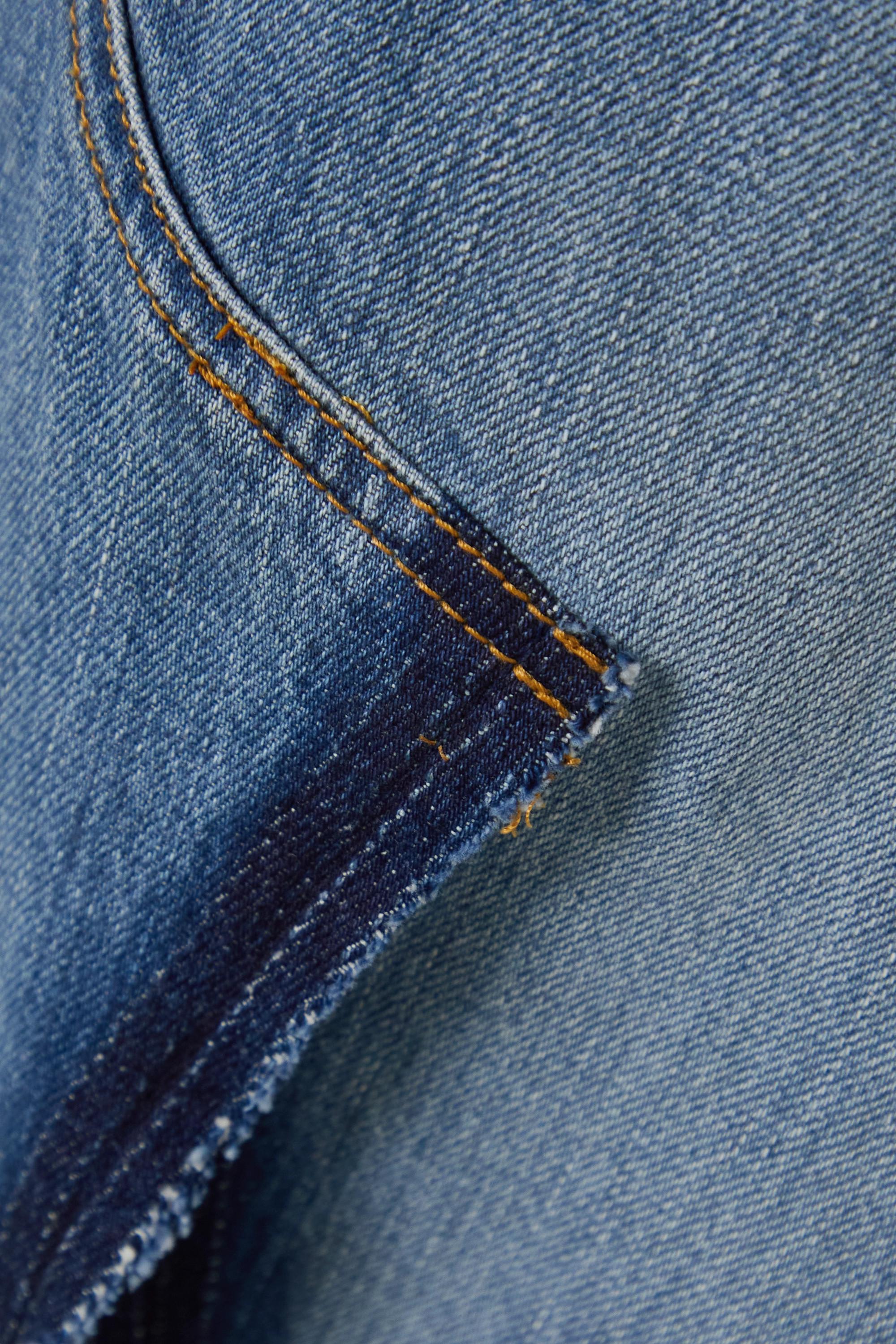 Valentino Jupe midi en jean