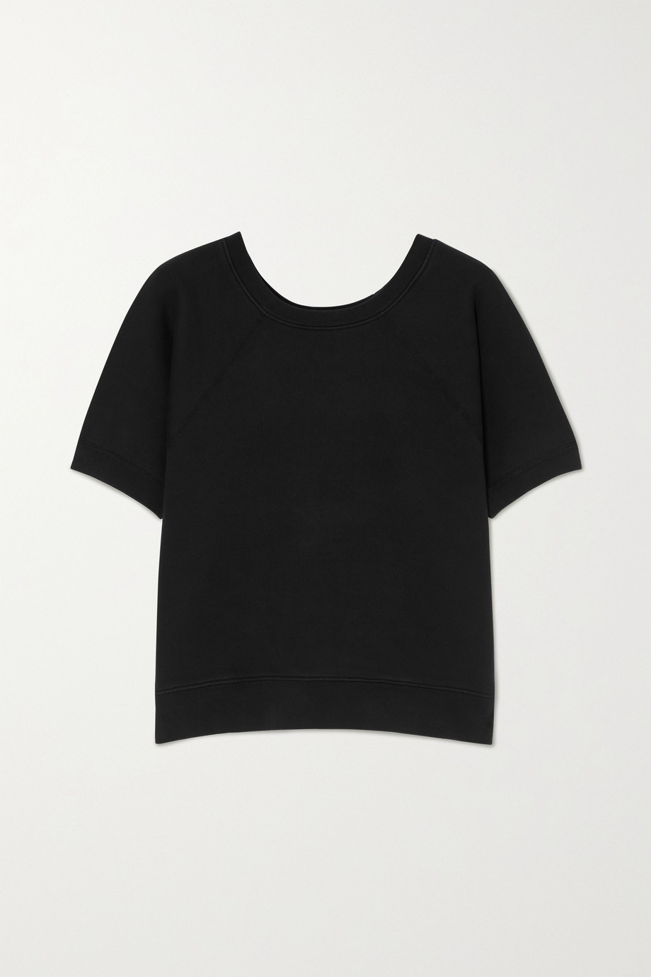 Nili Lotan Ciara cotton-jersey top