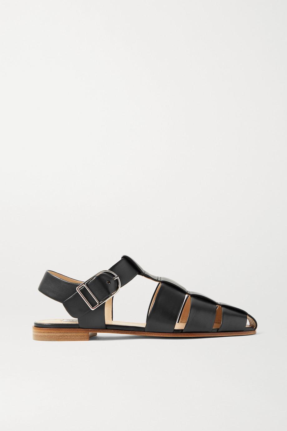 Gabriela Hearst Lynn leather sandals