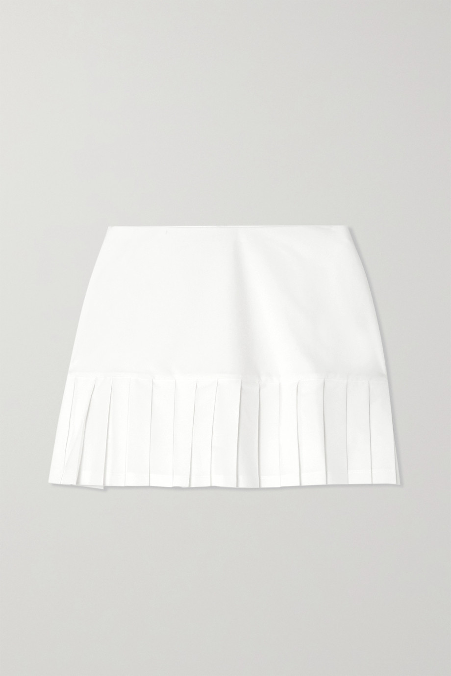 Tory Sport Pleated stretch-jersey tennis skirt
