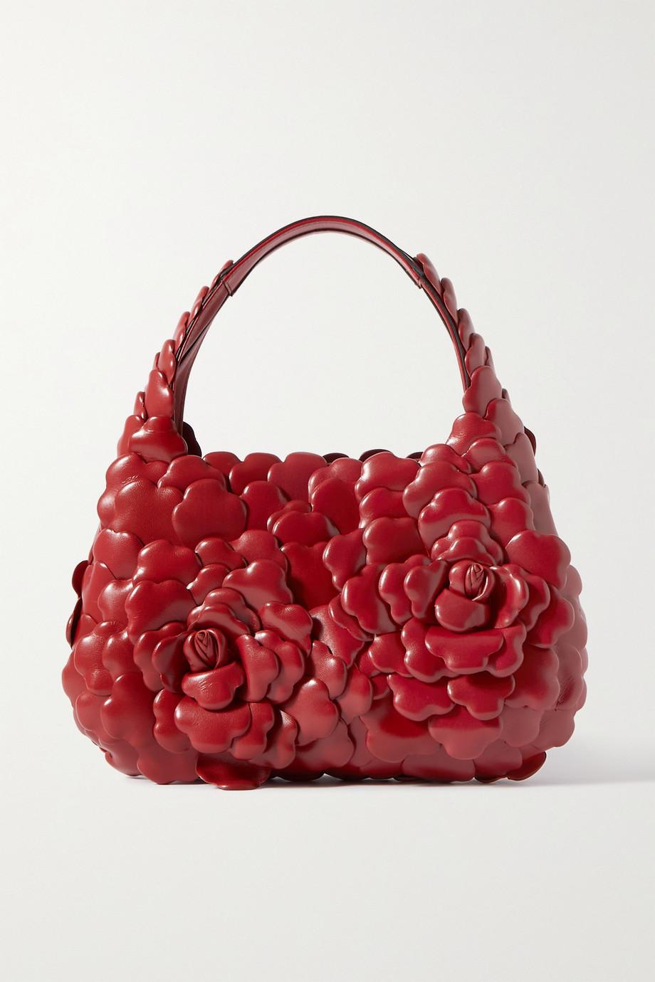 Valentino Valentino Garavani 03 Rose Edition Atelier small leather tote