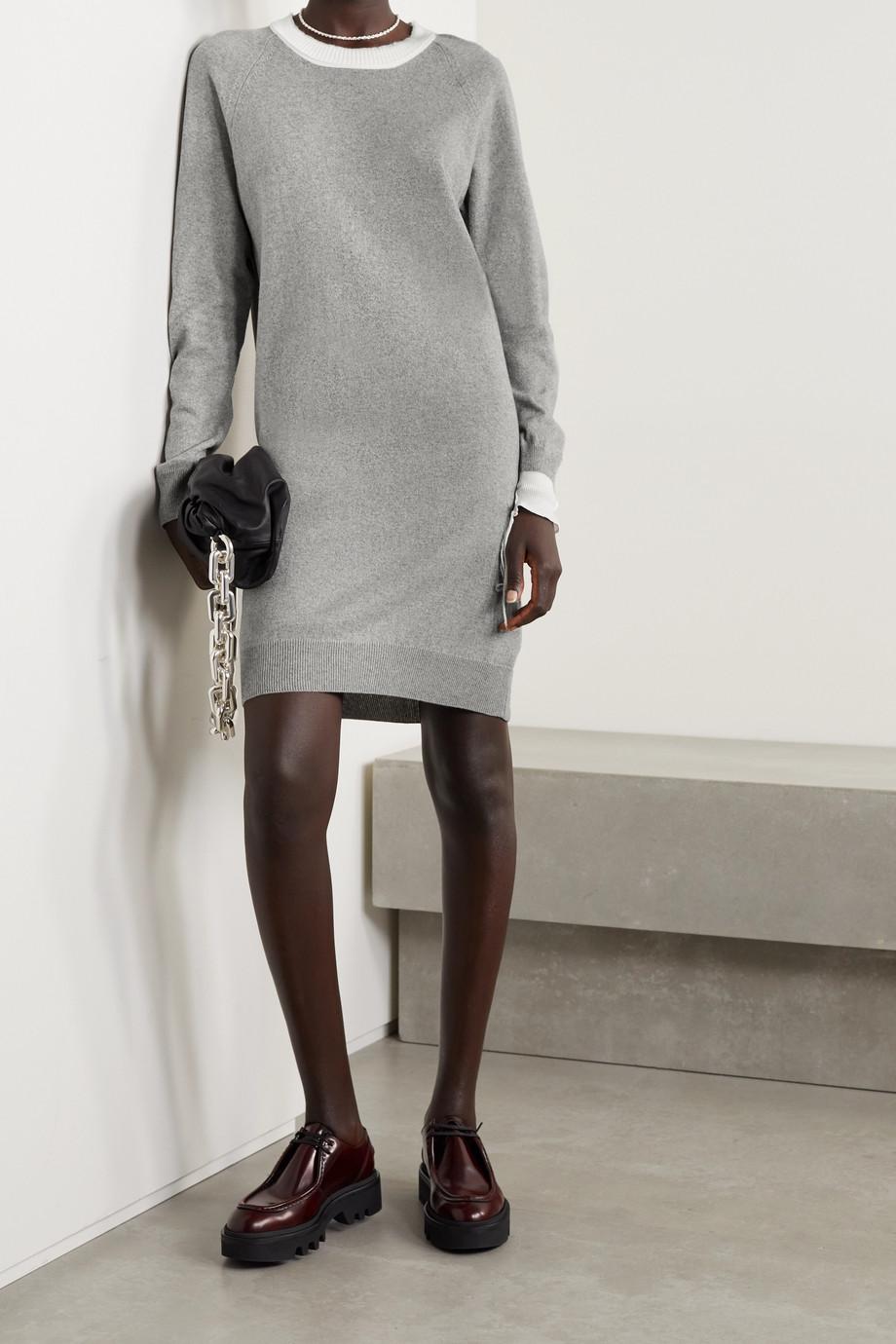 Maison Margiela 棉质混纺迷你连衣裙