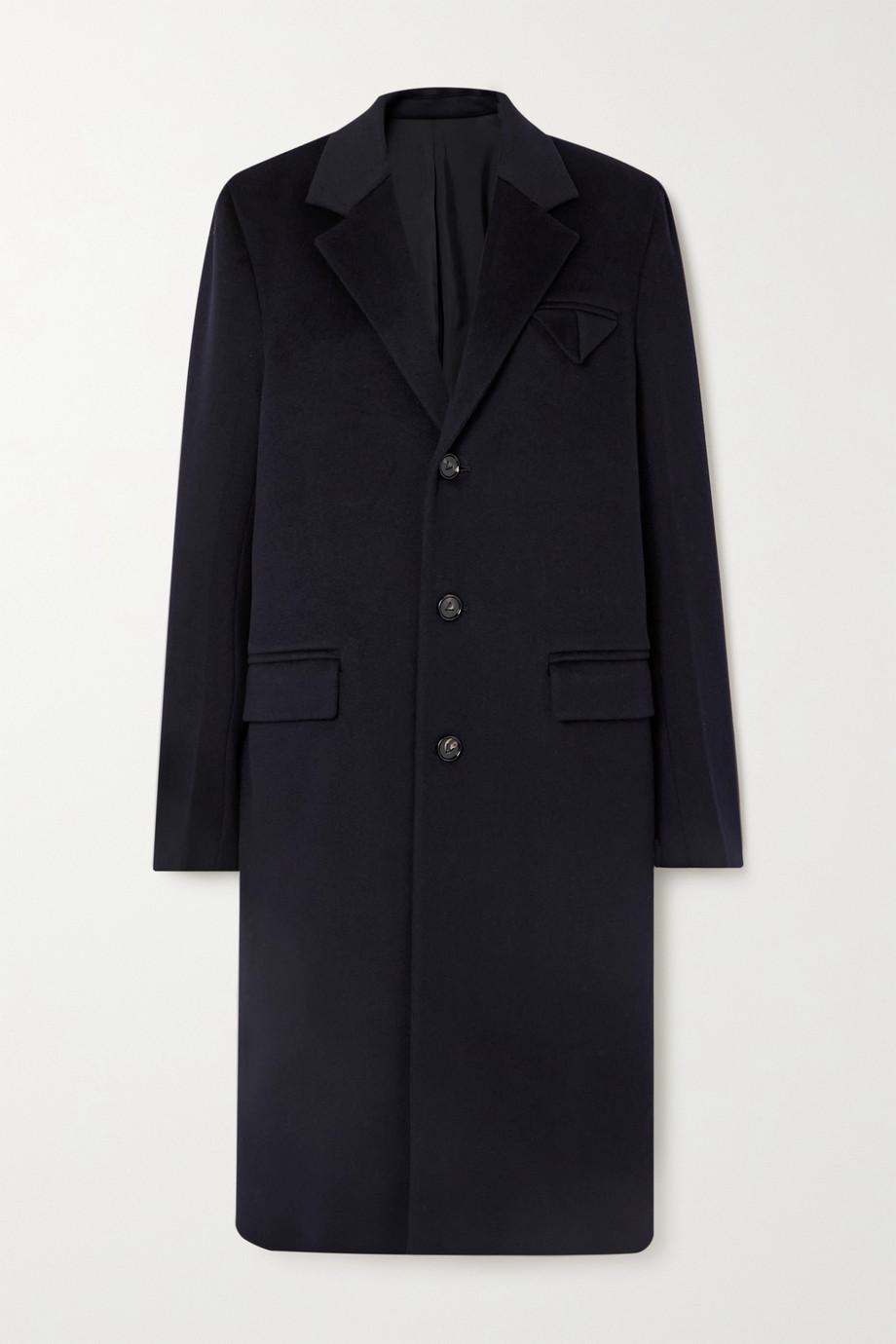 Bottega Veneta Wool and cashmere-blend coat