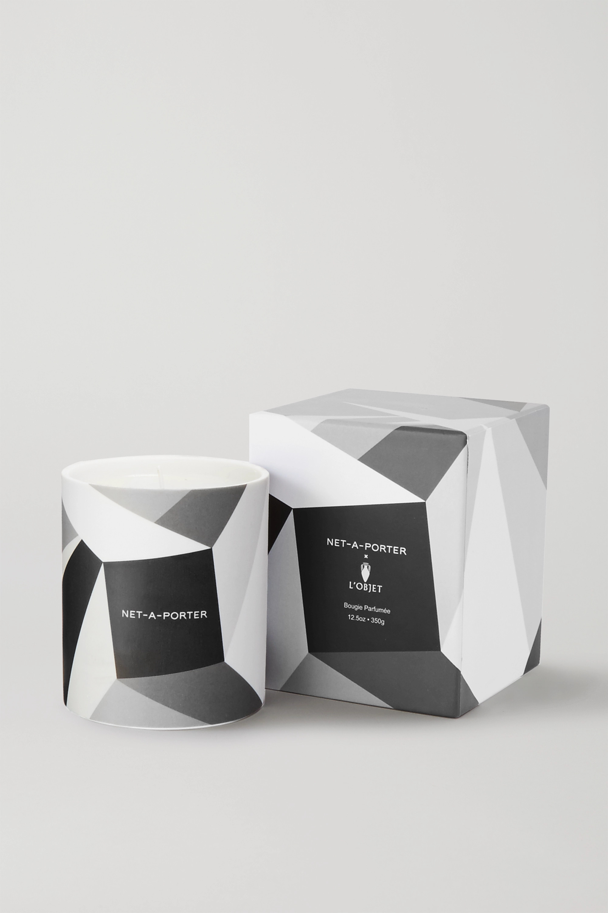 L'Objet + NET-A-PORTER 20th Anniversary Candle - Green Vetiver, 350g