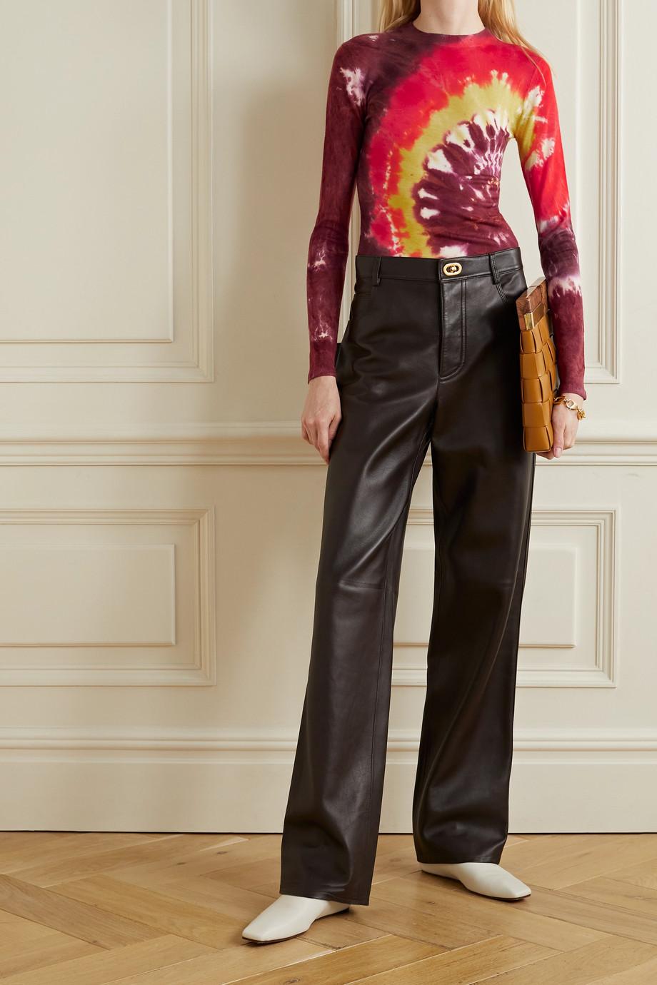 Gabriela Hearst Pull en cachemire tie & dye Miller