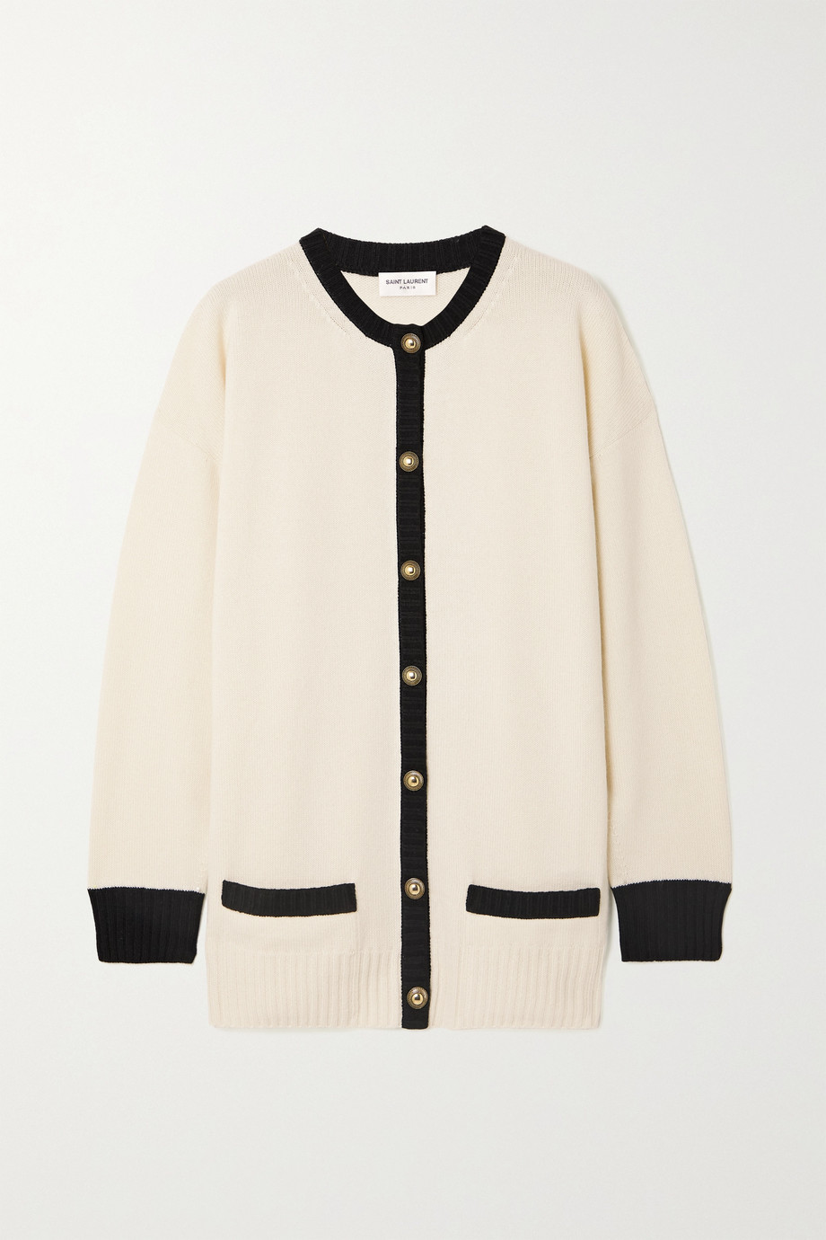 SAINT LAURENT Cashmere cardigan