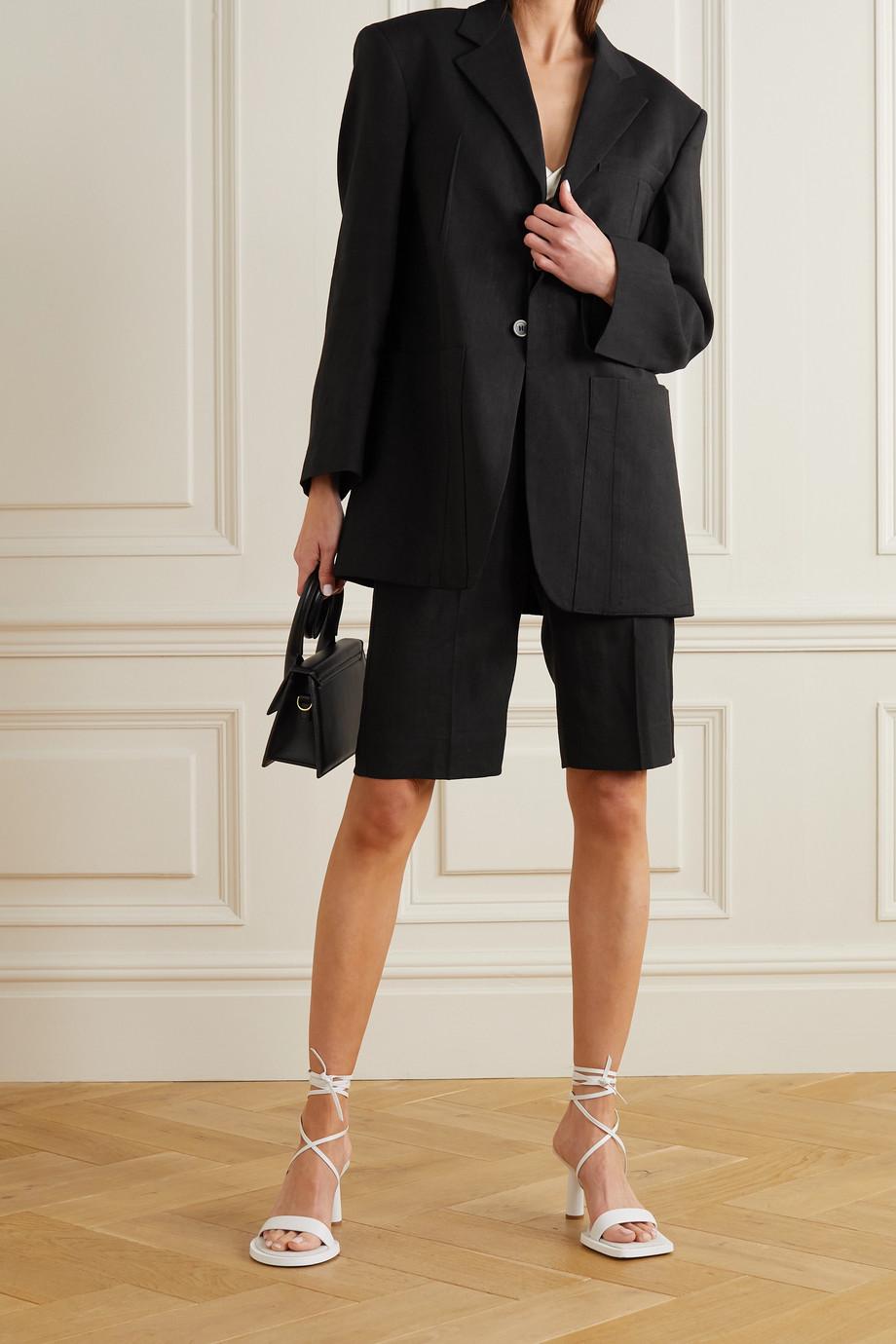 Jacquemus D'homme hemp-blend blazer