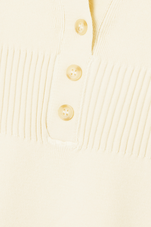 Jacquemus Yauco ribbed-knit bodysuit