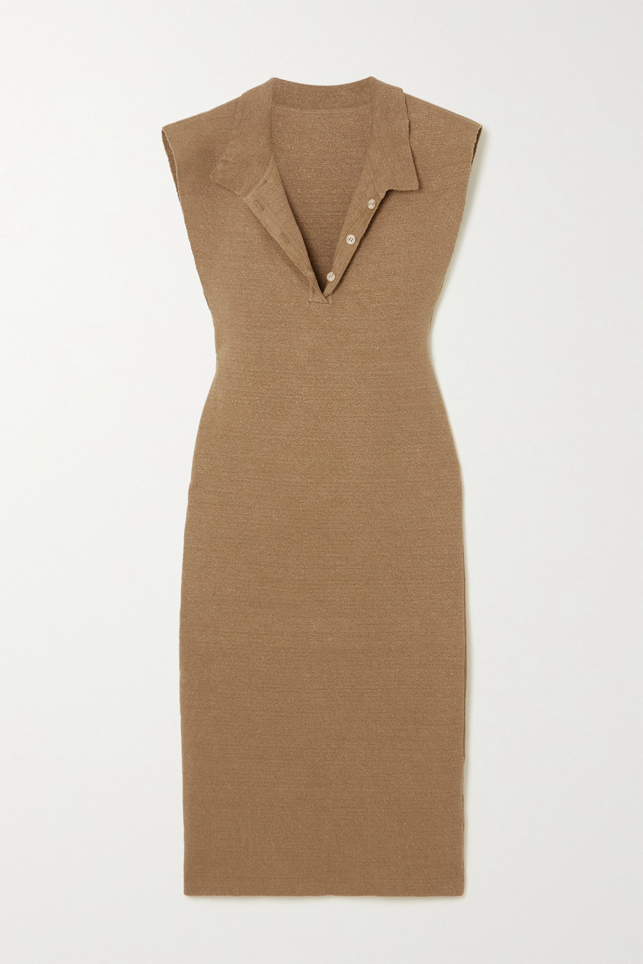 Jacquemus Santon linen dress