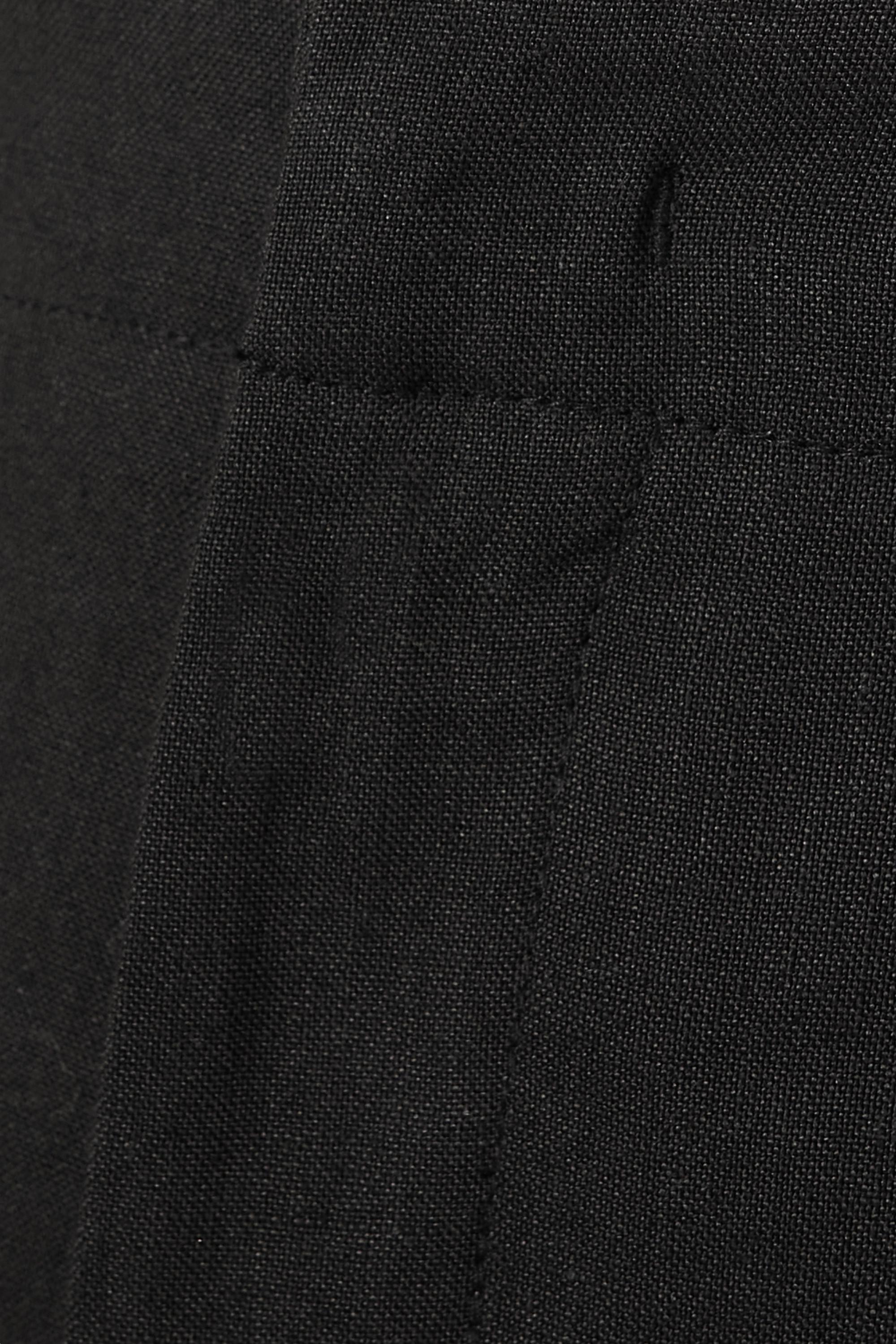 Jacquemus Gardian Shorts aus einer Hanfmischung mit Schnallen