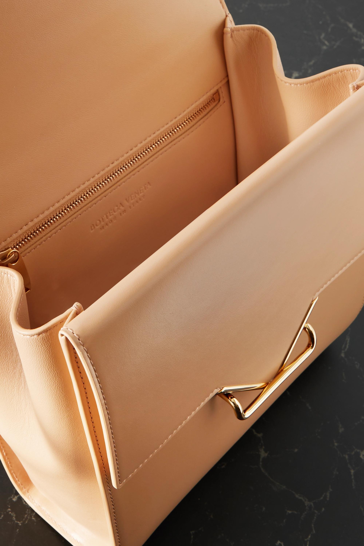 Bottega Veneta Sac porté épaule en cuir The Clip Small