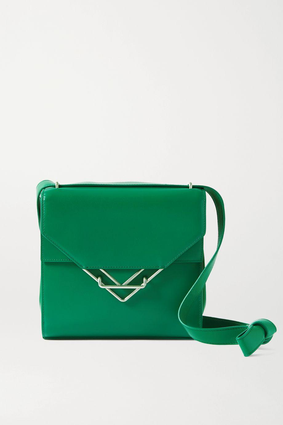 Bottega Veneta The Clip small leather shoulder bag