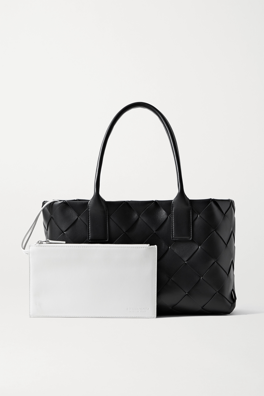 Bottega Veneta Maxi Cabat intrecciato leather tote