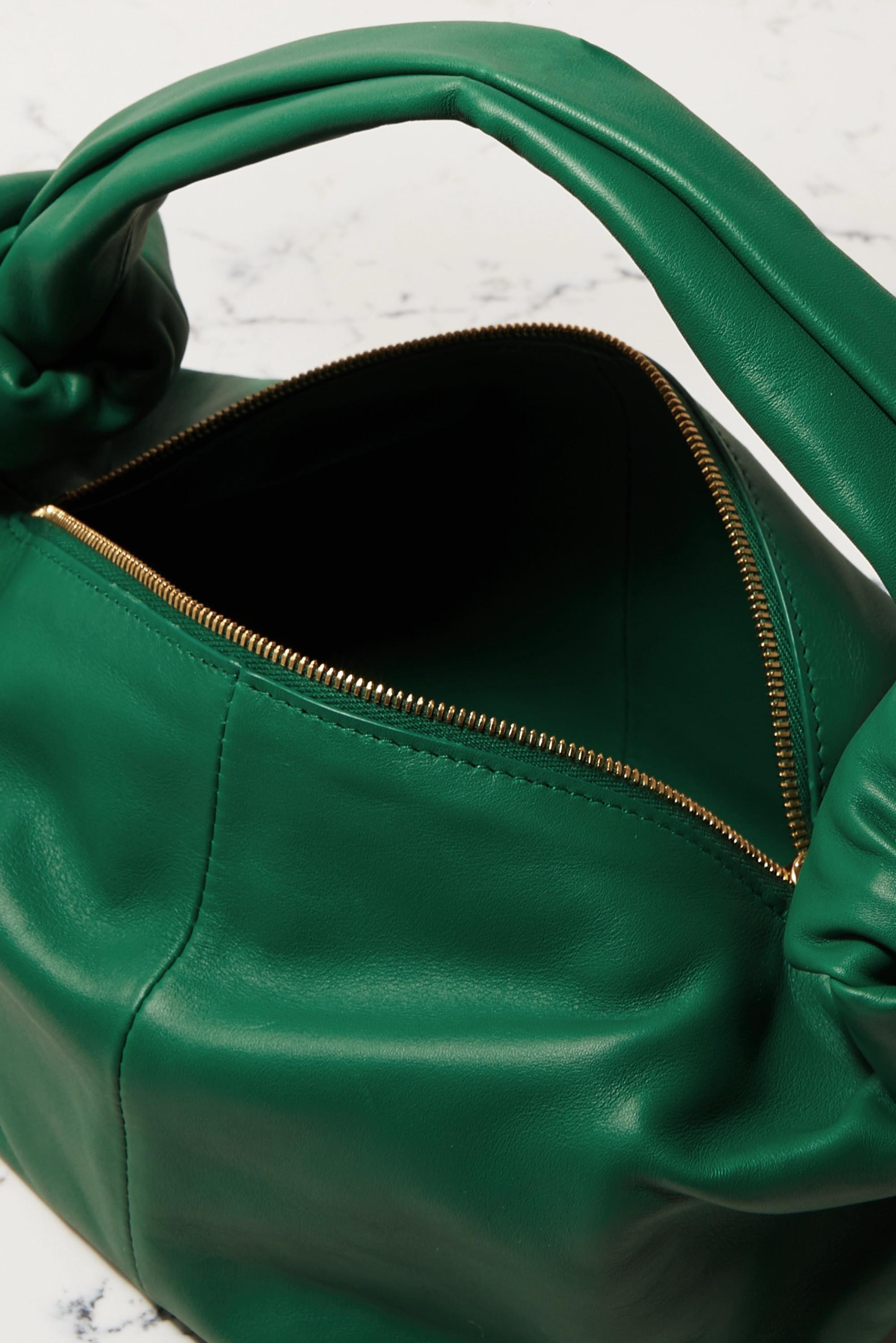 Bottega Veneta Mini knotted leather tote