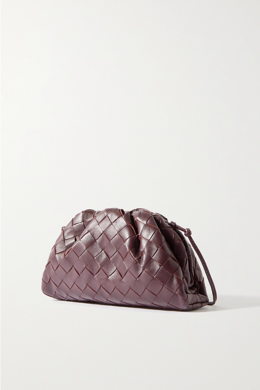 Bottega Veneta Pochette en cuir intrecciato The Pouch Small