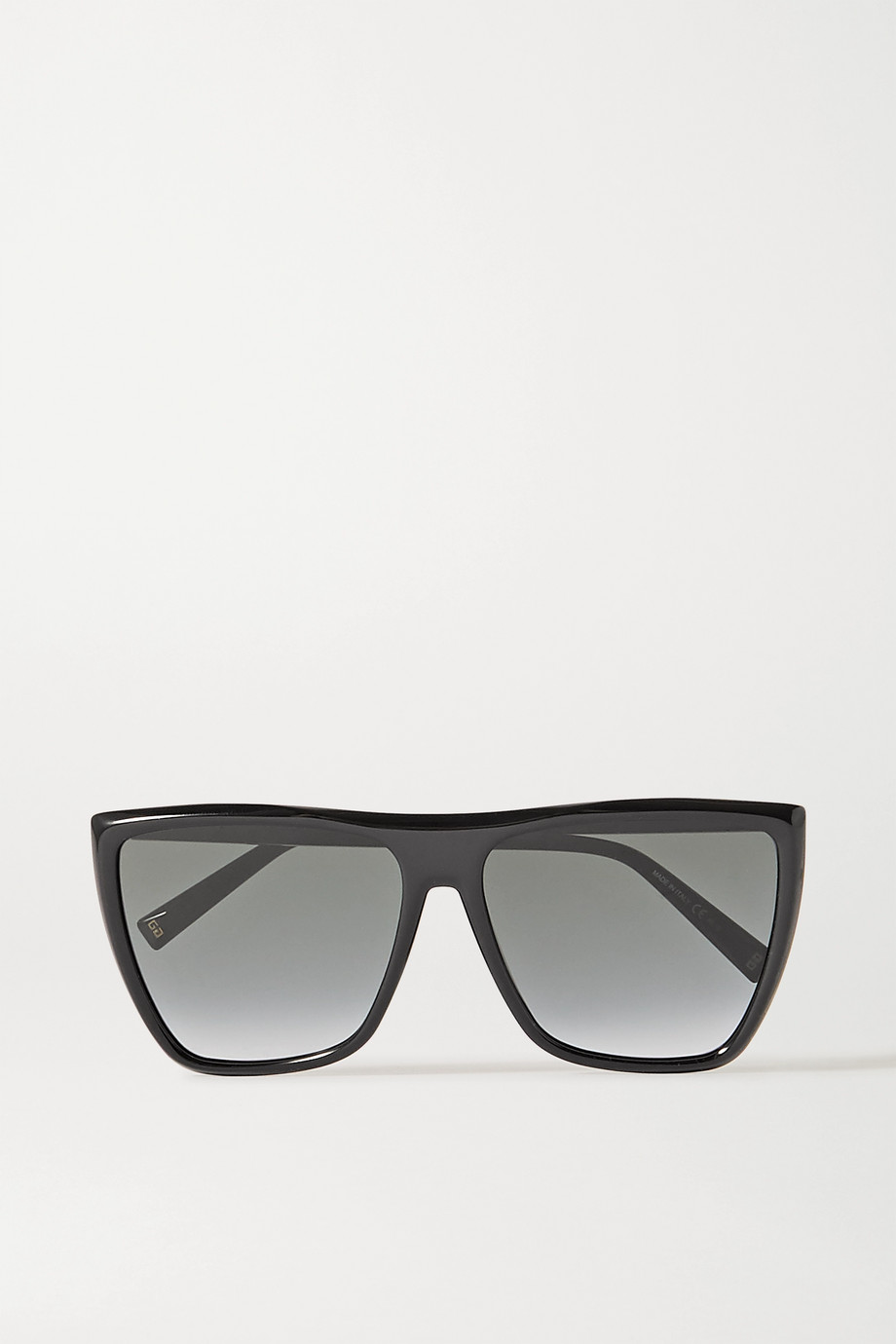 Givenchy Oversized D-frame acetate sunglasses