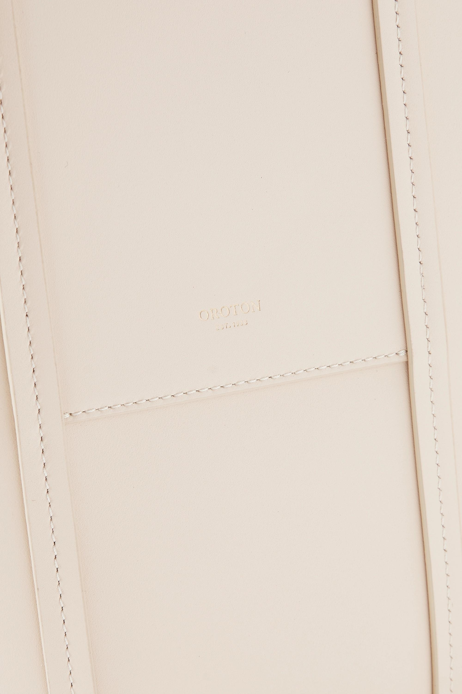 Oroton Aimee leather tote