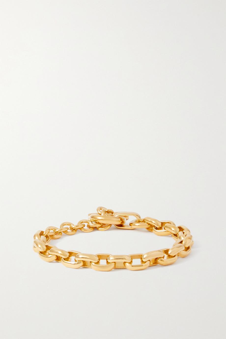 Bottega Veneta Vergoldetes Armband