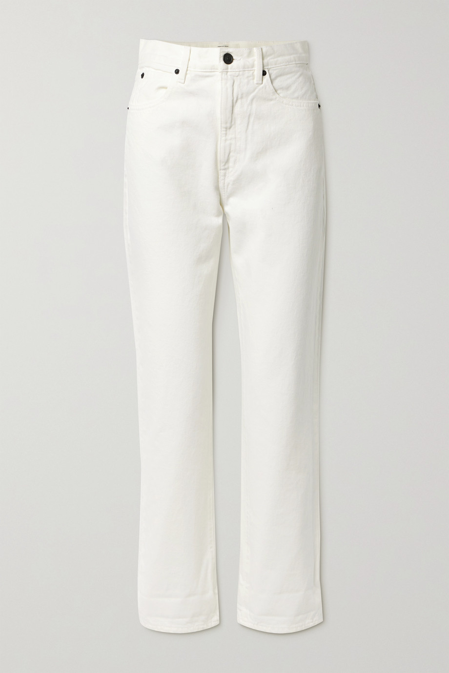 SLVRLAKE Dakota high-rise straight-leg jeans