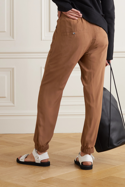 Rick Owens Crepe track pants