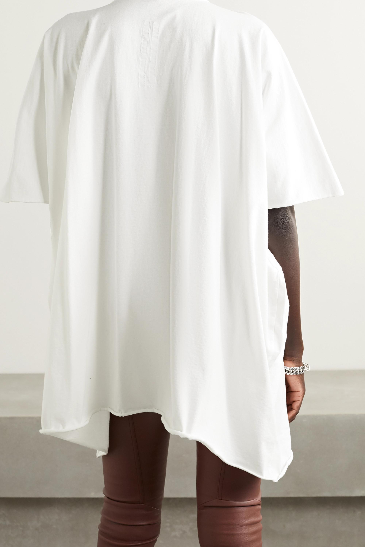 Rick Owens Minerva cotton-jersey T-shirt