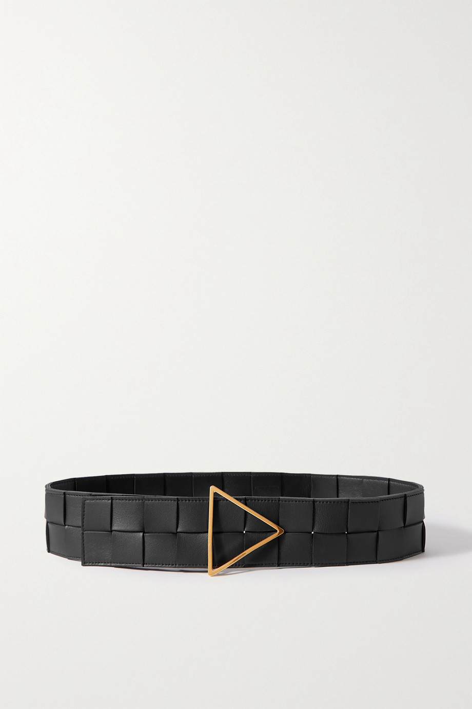 Bottega Veneta Intrecciato leather waist belt