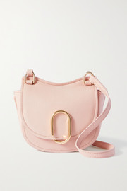 3.1 Phillip Lim Alix Mini Hunter textured-leather shoulder bag