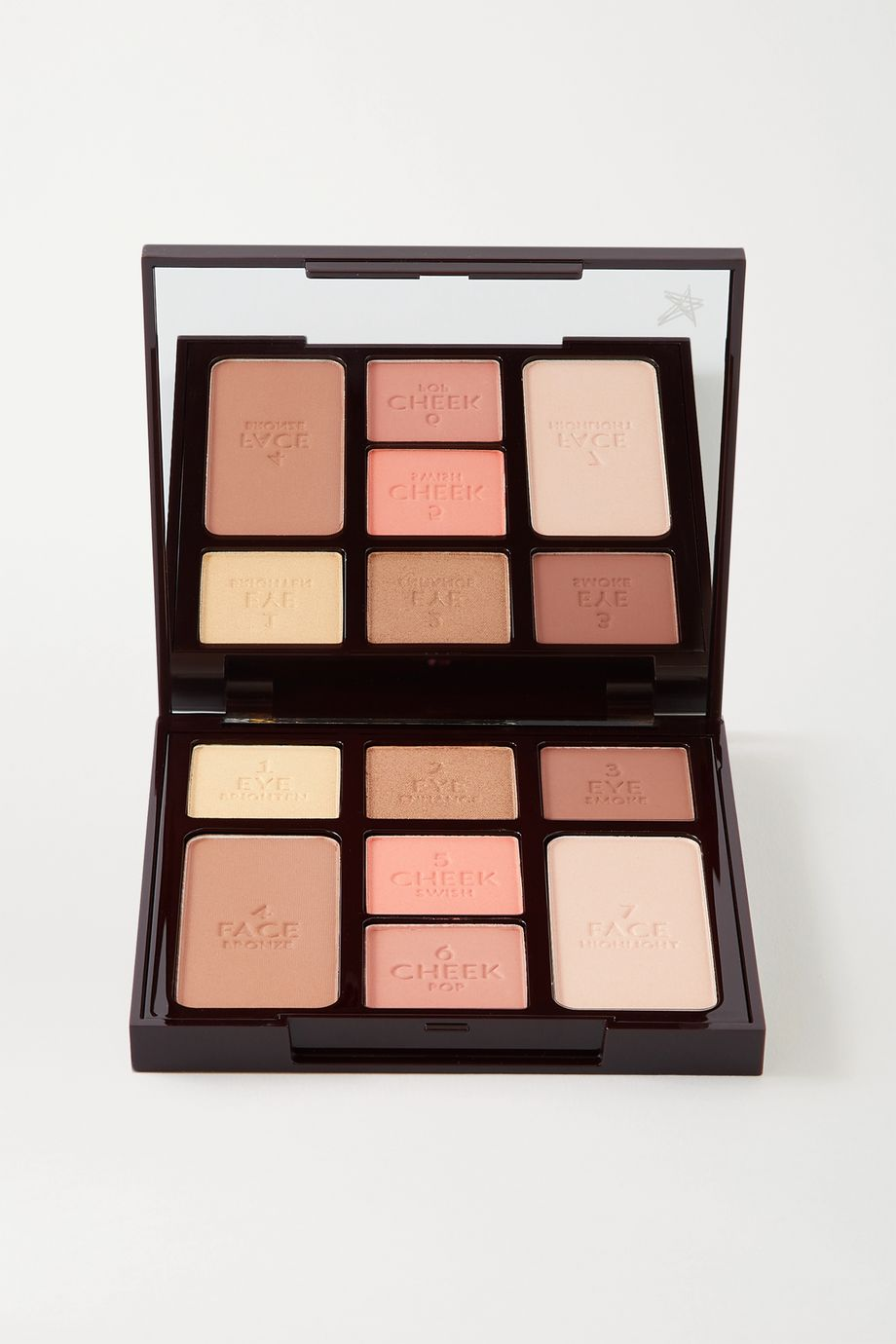 Charlotte Tilbury Instant Look in a Palette - Stoned Rose Beauty