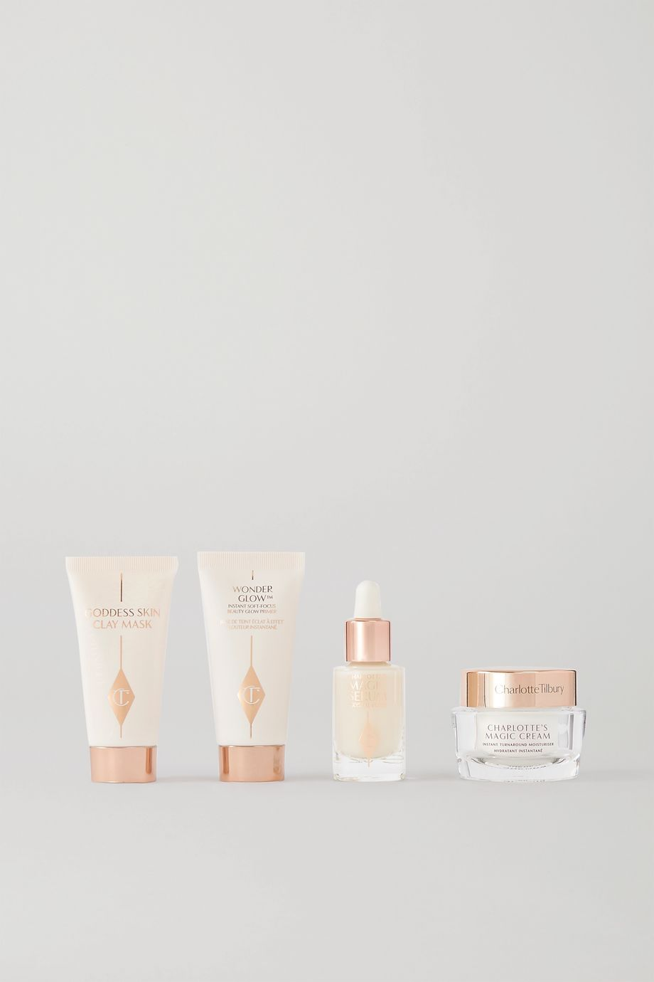 Charlotte Tilbury Charlotte's Magic Skin Secrets Set – Hautpflegeset