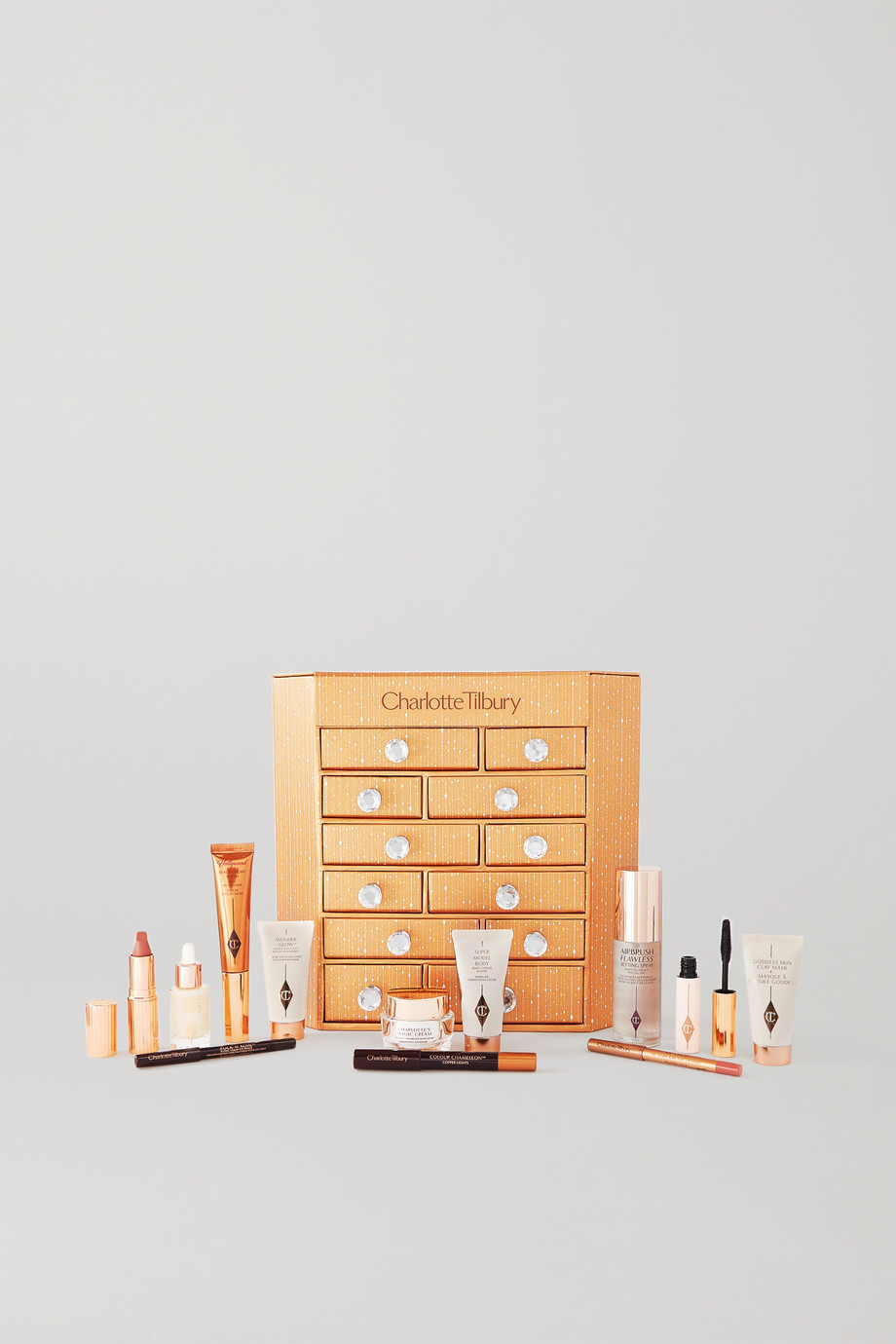 Charlotte Tilbury Coffret Bejewelled Chest of Treasures